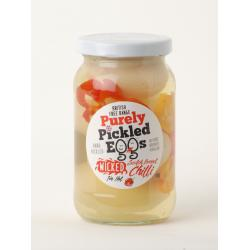 Wicked Chilli Scotch Bonnet Pickled Eggs