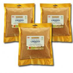 Milled Linseed (Flaxseed) 3 x 250g