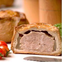 Melton Mowbray Pork Pie 2LB