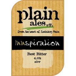 Innspiration 4% Bitter
