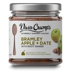 Bramley Apple, Date & Ginger Chutney