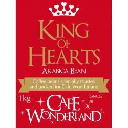 King of Hearts Arabica Bean Coffee