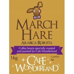 March Hare Arabica Robusta Beans