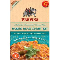 Baked Bean Curry Kit