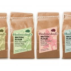Organic Pulse & Quinoa Flour Selection