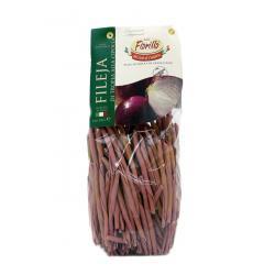 Fileja Pasta With Onion