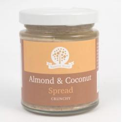Almond and Coconut Spread - Crunchy