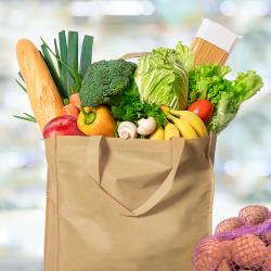 4 Collect ONLY Large Veg Bags