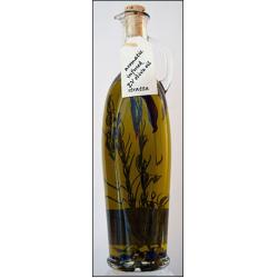 Fennel seed infused olive oil
