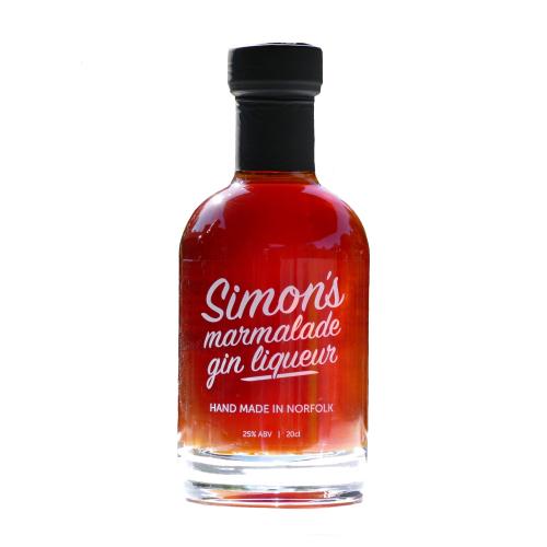 Simon's Marmalade Gin Liqueur 20cl