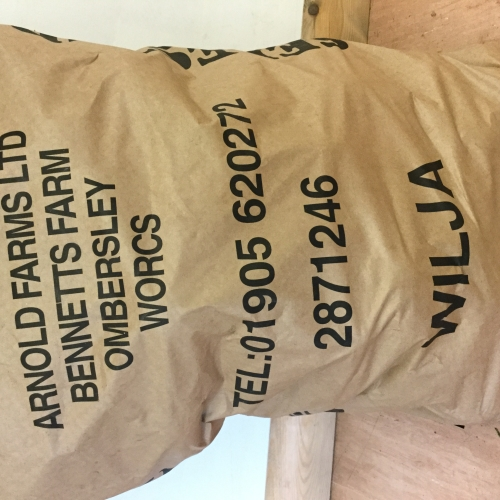 Wilja 3kg bag of potatoes