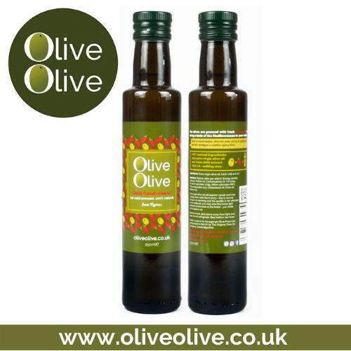 Chilli Fused Olive Oil 250ml