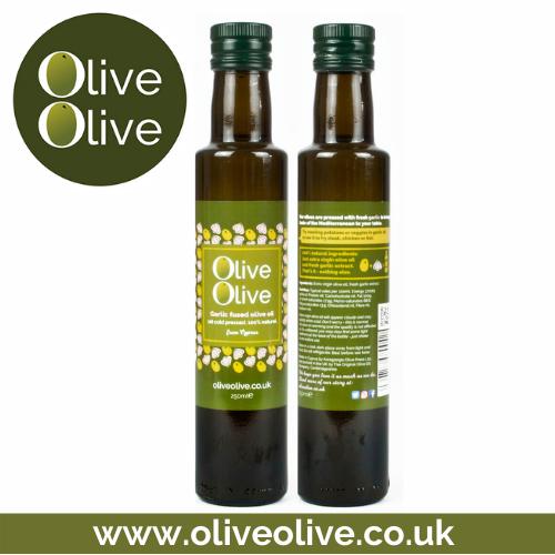 Garlic Fused Olive Oil 250ml