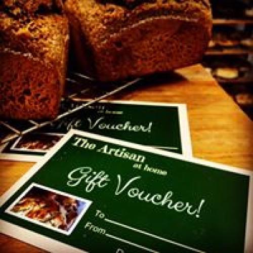Bread Making Course Voucher