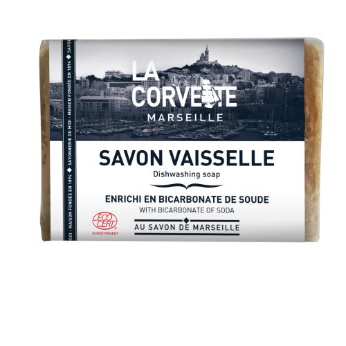 Organic Marseille soap dish soap 200 g