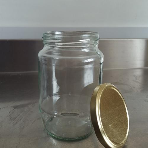 2lb pickle jar