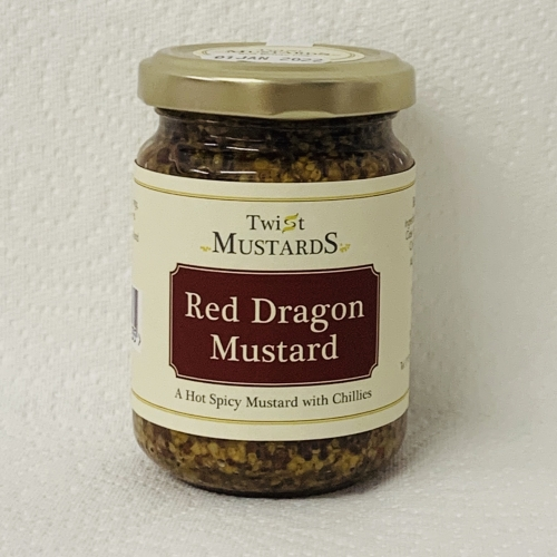 Red Dragon Mustard