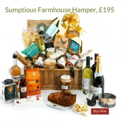 Sumptuous Farmhouse Hamper