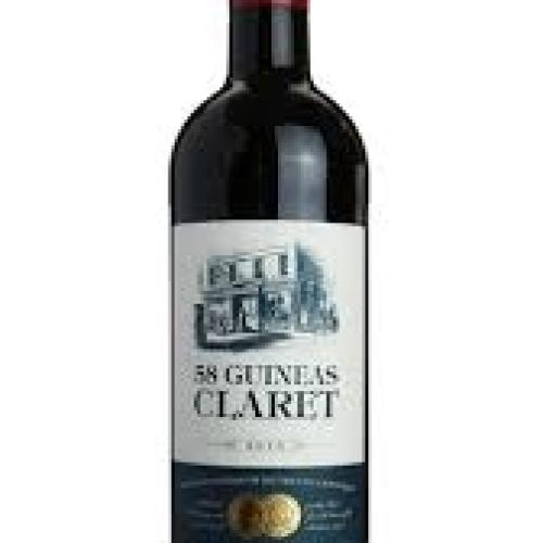 '58 Guineas' Claret, Bordeaux 2018