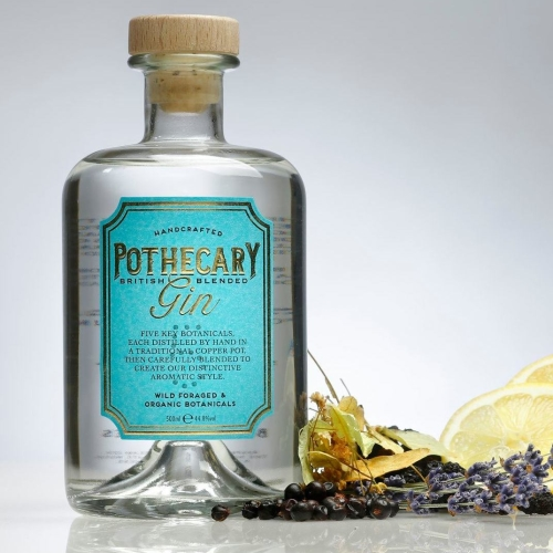 Pothecary Gin - 50cl - 44.8% ABV
