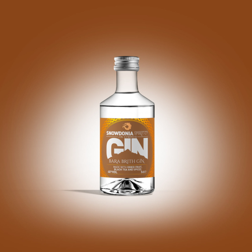Bara Brith Gin - Miniature 5cl