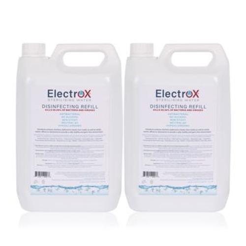 Electrox 5 litre Bulk x 2