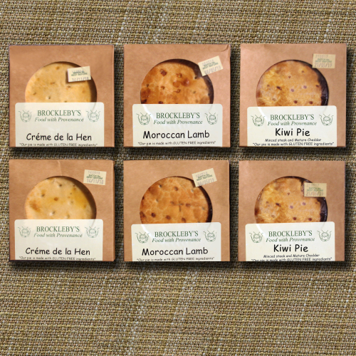 Gluten Free Pie Selection Pack (6 pies)