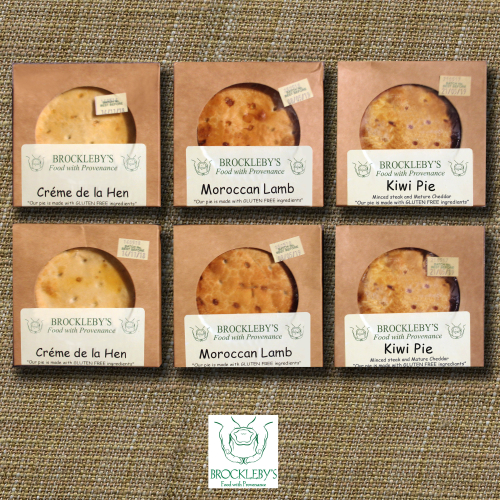 Gluten Free Pie Selection Box (6 Pies)