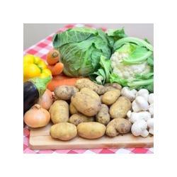Delux Organic Fruit & Veg Box