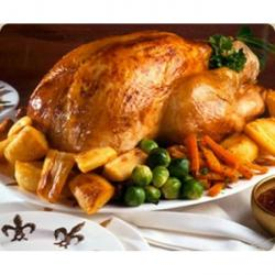 XL Bronze Free Range Turkey 8kg