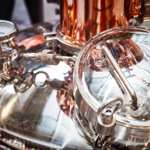Distil and Dine Distillery Tour