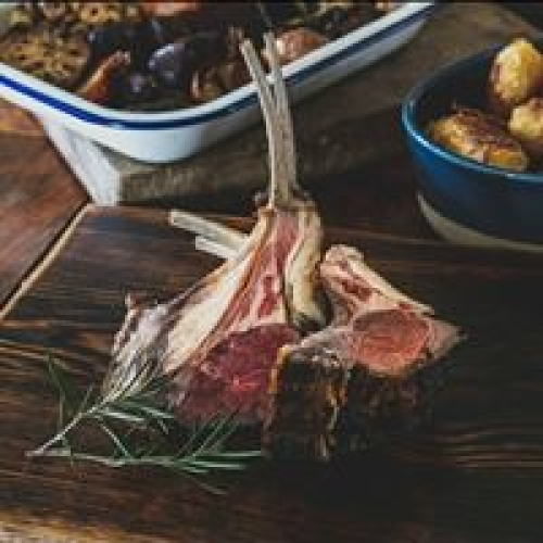 Small Lamb Box - 5kg