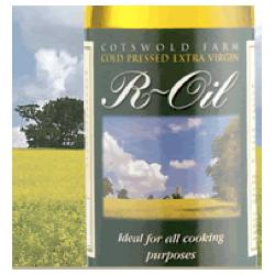 Cold Pressed Rape Seed Oil