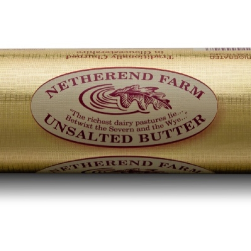 250g Netherend Dairy Unsalted Butter