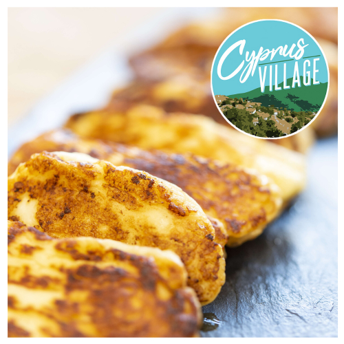Cyprus Village Halloumi Cheese 1kg