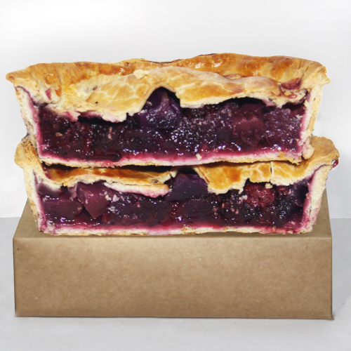 Claire's Blackberry & Apple Pie