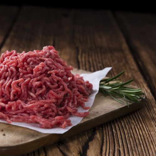 Grass Fed Organic Beef Mince Box