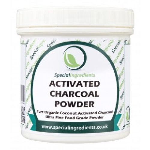 Special Ingredients Activated Charcoal Powder 100g