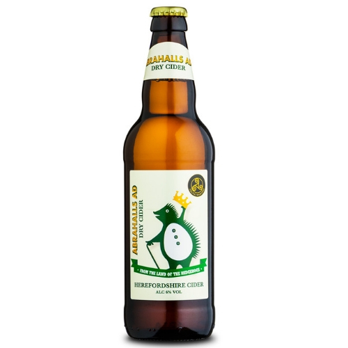 Abrahalls AD Cider (500ml x 12 bottles)