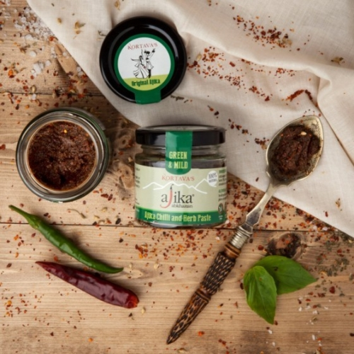 Chilli & Herb Paste (Green Variety)