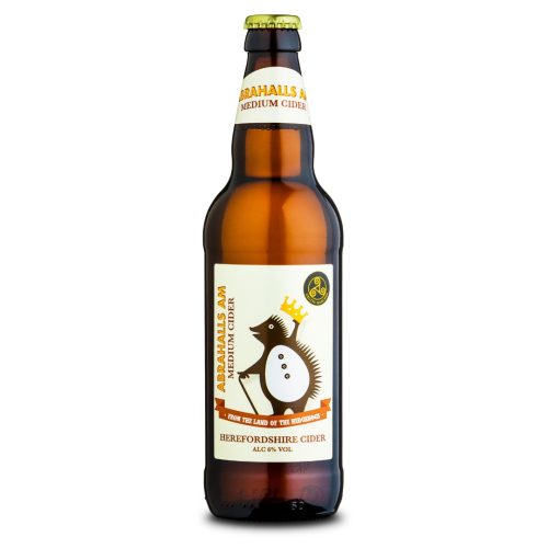 Abrahalls AM Cider (500ml x 12 bottles)