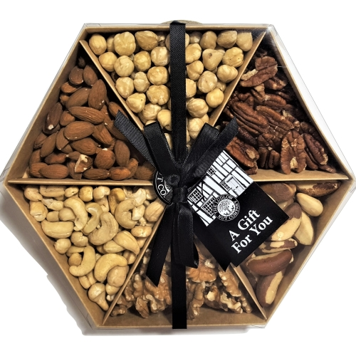 Gift Tray - Whole Nut Selection