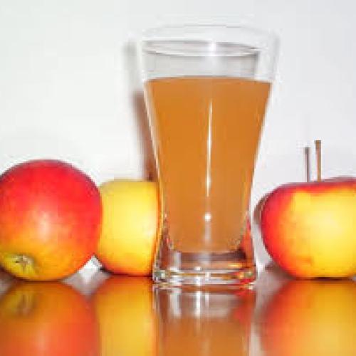 Apple juice /t