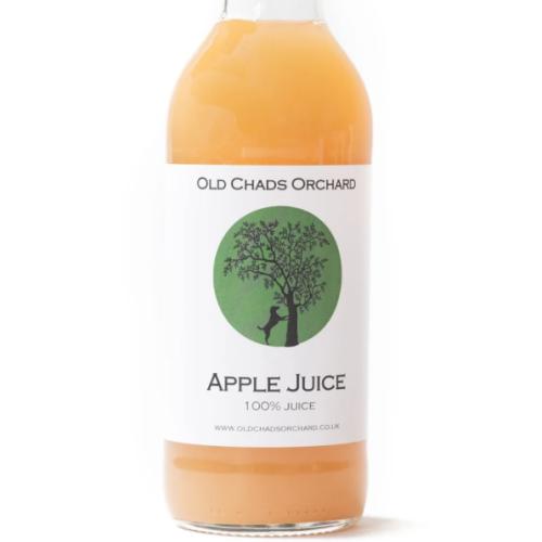 Apple Juice 750ml Bottle