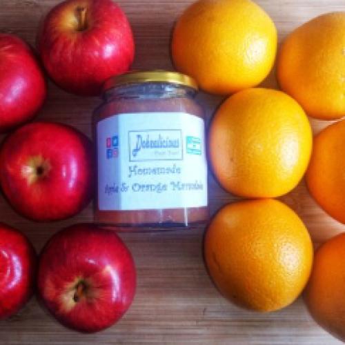 Apple & Orange Marmalade