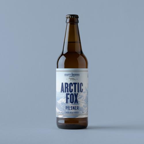 Arctic Fox - Pilsner - 4.4%