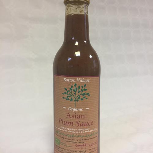 Asian Plum Sauce, Organic