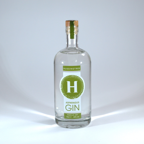 Hussingtree Asparagus Dry Gin