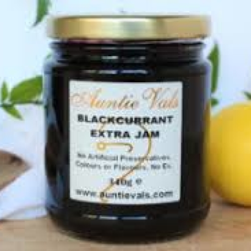 Auntie Val's Blackcurrant Jam