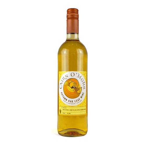 Cairn o'Mohr Autumn Oak Leaf Wine